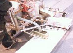 手推式热熔划线机