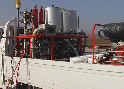 吉林机场专用车载式划线机