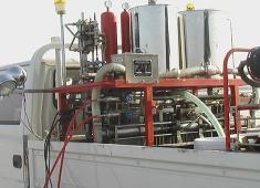 山西机场专用车载式划线机