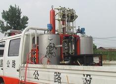 鞍山车载式高压无气冷喷涂划线机